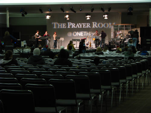 onething prayer room